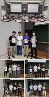 2回生配当 電気電子回路演習 発表会が開催されました